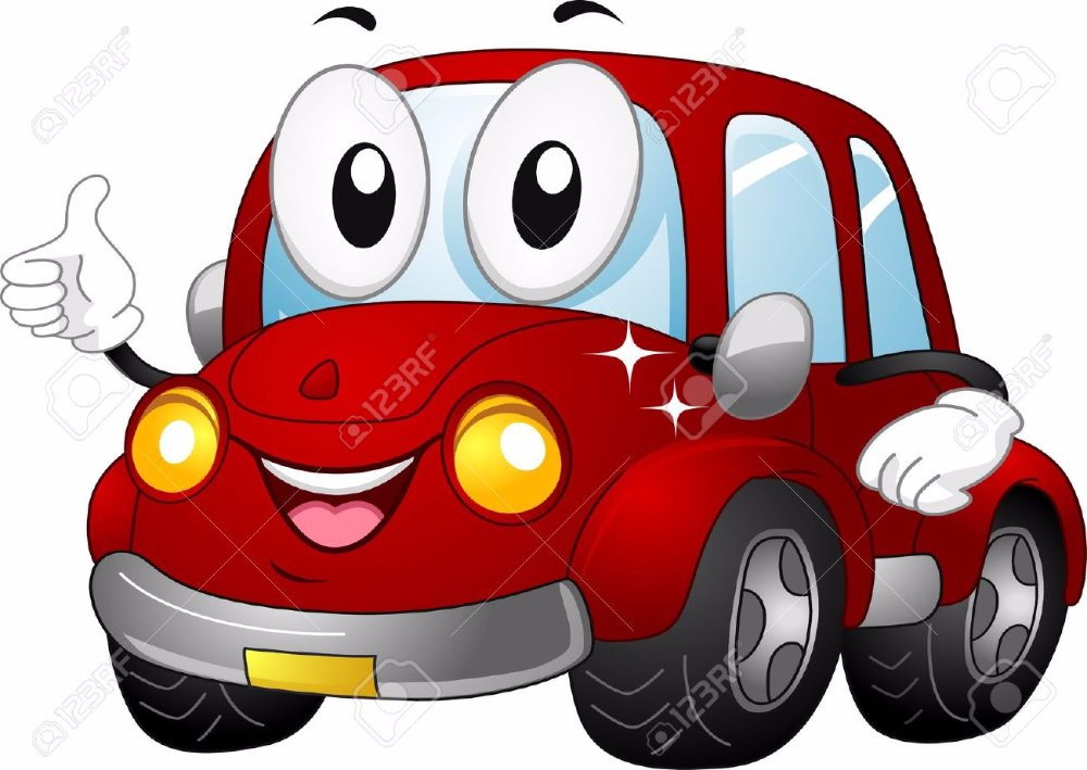 12742796-Illustration-of-a-Car-Mascot-Giving-a-Thumbs-Up-Stock-Illustration-car-cartoon-clipart.jpg